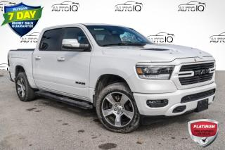 Used 2020 RAM 1500 Sport PANO SUNROOF!!! HEATED SEATS!!! TRAILER BRAKE CONTROLLER!!! for sale in Barrie, ON