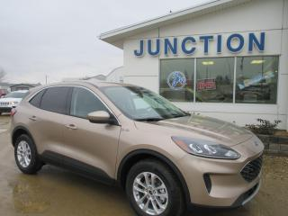 New 2021 Ford Escape 4x4 SE for sale in Grimshaw, AB