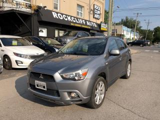 Used 2012 Mitsubishi RVR AWD 4dr CVT GT for sale in Scarborough, ON