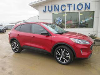 New 2021 Ford Escape 4x4 SEL for sale in Grimshaw, AB