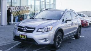 Used 2015 Subaru XV Crosstrek AWD for sale in North Bay, ON