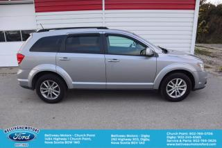 Used 2015 Dodge Journey SXT for sale in Church Point, NS