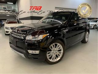 Used 2017 Land Rover Range Rover Sport TD6 | 21 IN WHEELS | PANO | NAVI | COMING SOON for sale in Vaughan, ON