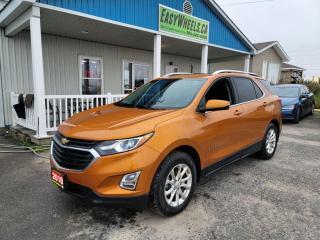 Used 2018 Chevrolet Equinox LT for sale in New Liskeard, ON