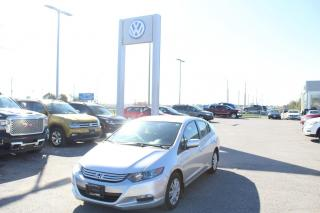 Used 2010 Honda Insight 1.5L LX for sale in Whitby, ON