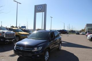 Used 2017 Volkswagen Tiguan 2.0L Wolfsburg Edition for sale in Whitby, ON