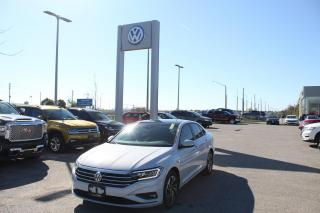 Used 2019 Volkswagen Jetta 1.4L Execline for sale in Whitby, ON