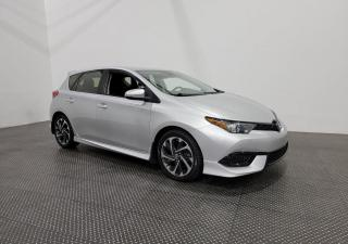 Used 2018 Toyota Corolla iM - Sièges chauffants - Bluetooth for sale in Laval, QC