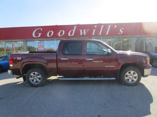 Used 2013 GMC Sierra 1500 SLE, 4X4, CLEAN CARFAX! for sale in Aylmer, ON