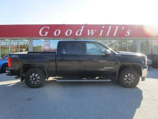 Used 2016 GMC Sierra 1500 SHORT BED! AFTER MARKET WHEELS! for sale in Aylmer, ON