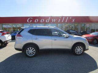 Used 2016 Nissan Rogue AWD 4dr S for sale in Aylmer, ON
