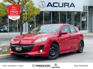 Used 2012 Mazda MAZDA3 Sport GS-SKY at for sale in Markham, ON