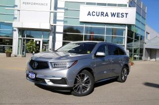 Used 2019 Acura MDX SH-AWD for sale in London, ON