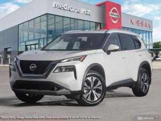 New 2021 Nissan Rogue SV for sale in Medicine Hat, AB