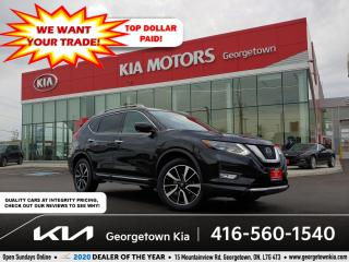 Used 2018 Nissan Rogue SL AWD | CLN CRFX | PANO ROOF | 65K | HTD SEATS | for sale in Georgetown, ON