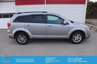 Used 2015 Dodge Journey SXT for sale in Yarmouth, NS