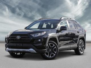 New 2021 Toyota RAV4 TRAIL AWD for sale in North Bay, ON