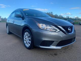 Used 2018 Nissan Sentra SV for sale in Summerside, PE