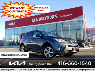Used 2013 Toyota RAV4 XLE | CLN CRFX | SUNROOF | BU CAM | HTD SEATS for sale in Georgetown, ON