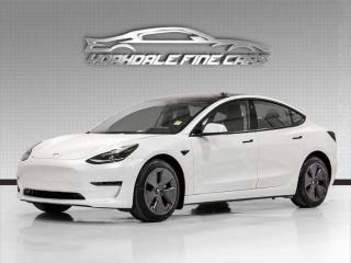 Used 2021 Tesla Model 3 Standard Range Plus RWD. BRAND NEW! AutoPilot. Loaded! for sale in Concord, ON