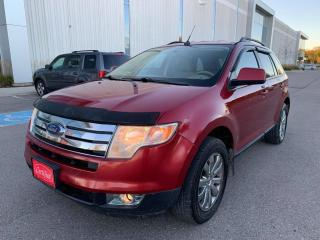 Used 2007 Ford Edge AWD 4dr SEL for sale in Mississauga, ON