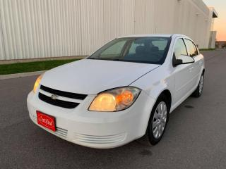 Used 2010 Chevrolet Cobalt 4DR SDN LT W/1SA for sale in Mississauga, ON