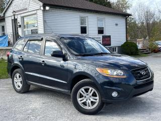 Used 2011 Hyundai Santa Fe No-Accidents LOW KMS  GL V6 AWD Bluetooth Power Group A/C for sale in Sutton, ON