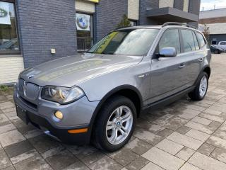 Used 2008 BMW X3 AWD 3.0i for sale in Nobleton, ON