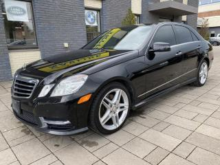 Used 2013 Mercedes-Benz E350 4Matic for sale in Nobleton, ON
