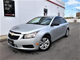Used 2013 Chevrolet Cruze LS-6 SPEED-LOADED-ONLY 115KMS-CERTIFIED-WE FINANCE for sale in Toronto, ON