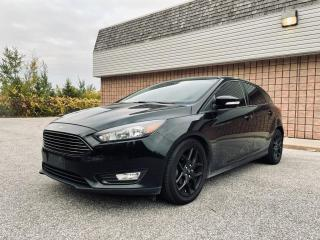 Used 2016 Ford Focus NO ACCIDENTS | BACKUP CAM for sale in Barrie, ON