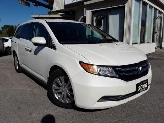 Used 2016 Honda Odyssey EX - BACK-UP/BLIND-SPOT CAM! POWER DOORS! 8 PASS! for sale in Kitchener, ON