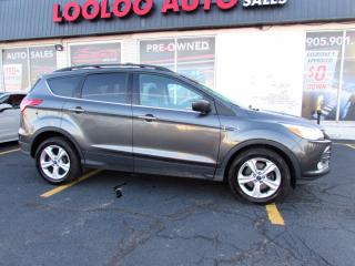 Used 2015 Ford Escape SE AWD Navigation Camera Bluetooth Certified for sale in Milton, ON