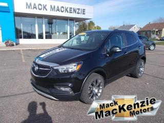 Used 2017 Buick Encore Essence AWD for sale in Renfrew, ON