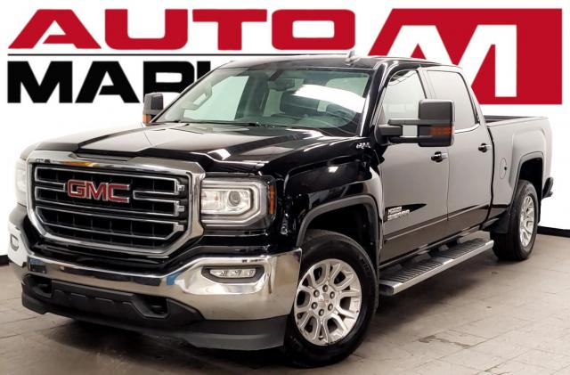 2018 GMC Sierra 1500 SLE Crew Cab Certified!HeatedSeats!OneOwner!WeApproveAllCredit!
