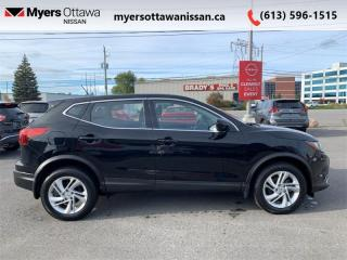 Used 2018 Nissan Qashqai SV  - Sunroof -  Remote Start for sale in Ottawa, ON