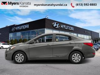 Used 2015 Hyundai Accent GL for sale in Kanata, ON