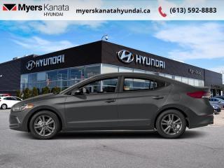 Used 2017 Hyundai Elantra GLS  - $94 B/W for sale in Kanata, ON