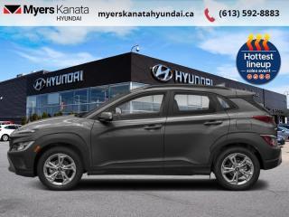 New 2022 Hyundai KONA 2.0L Preferred AWD  - $204 B/W for sale in Kanata, ON