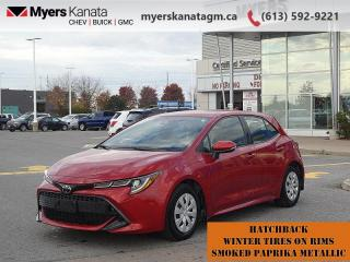 Used 2019 Toyota Corolla Hatchback for sale in Kanata, ON