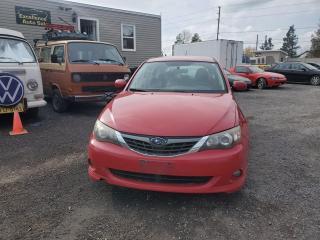Used 2008 Subaru Impreza 2.5i 5-door for sale in Stittsville, ON