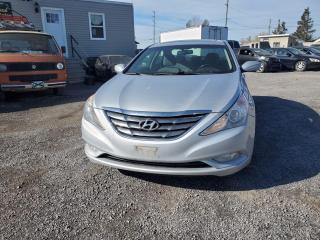 Used 2013 Hyundai Sonata GLS for sale in Stittsville, ON