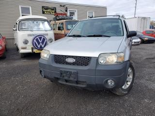 Used 2005 Ford Escape XLT 4WD for sale in Stittsville, ON