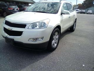 Used 2011 Chevrolet Traverse LT AWD for sale in Leamington, ON