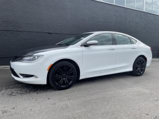 Used 2015 Chrysler 200 Limited Certified and Serviced - Accident Free for sale in Etobicoke, ON