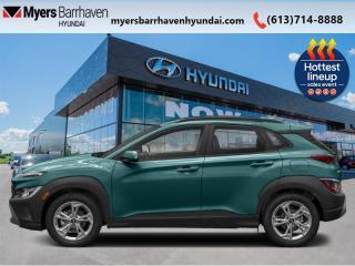 New 2022 Hyundai KONA 2.0L Preferred AWD  -  Heated Seats - $175 B/W for sale in Nepean, ON