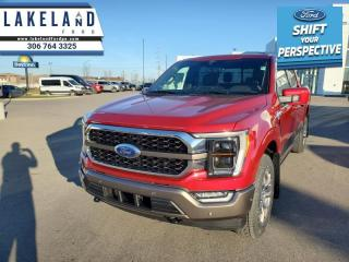 New 2021 Ford F-150 King Ranch  - Sunroof - $556 B/W for sale in Prince Albert, SK
