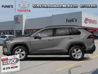 New 2021 Toyota RAV4 XLE AWD  - Sunroof -  Heated Seats for sale in Steinbach, MB
