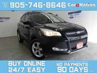 Used 2013 Ford Escape SE | 4X4 | TOUCHSCREEN | 2.0L ECOBOOST for sale in Brantford, ON