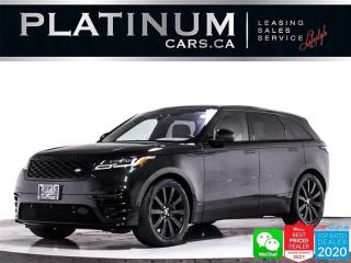 Used 2018 Land Rover Range Rover Velar P380 R-Dynamic HSE,AWD, NAV, PANO, HUD,HEATED SEAT for sale in Toronto, ON